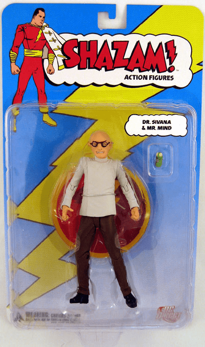 DC Direct Shazam! Dr. Sivana Action Figure