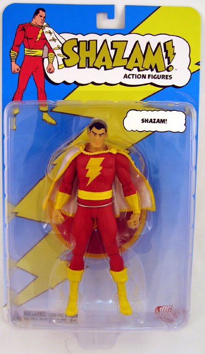 DC Direct Shazam! Shazam Action Figure