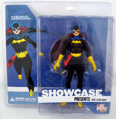 DC Direct Showcase Presents Series 1 Batgirl Action Figure