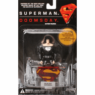 DC Direct Superman Doomsday Solar Suit Superman Figure