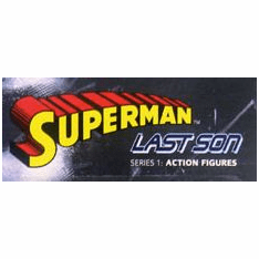 DC Direct Superman Last Son Action Figures