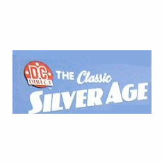 DC Direct The Classic Silver Age Action Figures