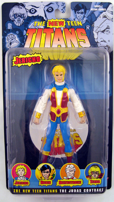 DC Direct The New Teen Titans Jericho Action Figure