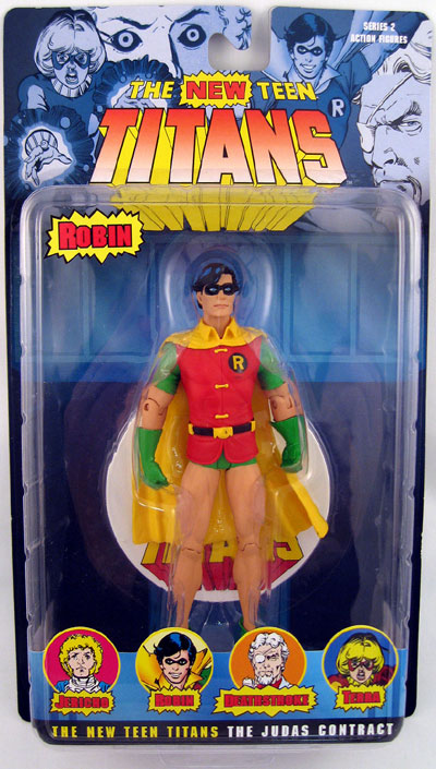 DC Direct The New Teen Titans Robin Action Figure