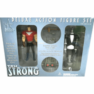 DC Direct Tom Strong Action Figure Box Set