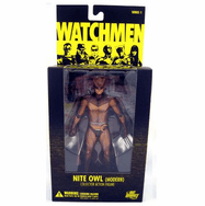 DC Direct Watchmen Nite Owl Action Figure