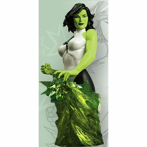 DC Direct Women of the DC Universe Jade Bust