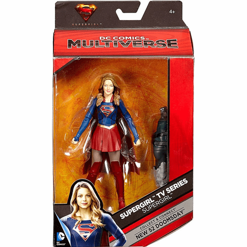 DC Multiverse TV Series Supergirl Figure
