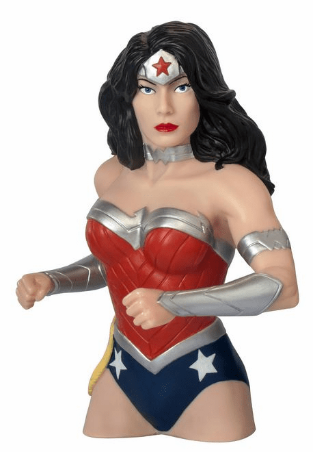 DC New 52 Wonder Woman Coin Bank