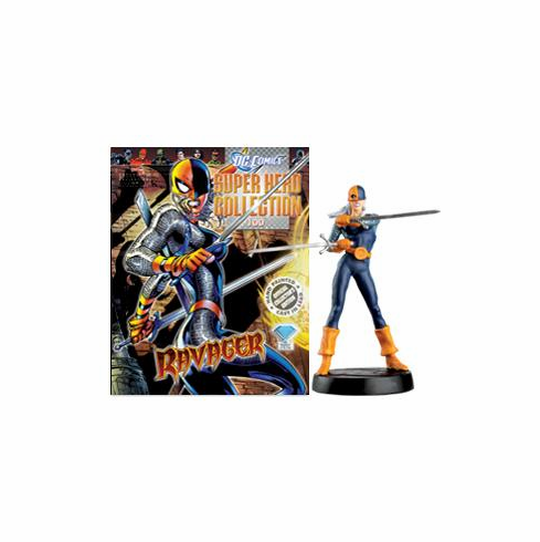 DC Super Hero Collection Magazine #100 Ravager Figurine
