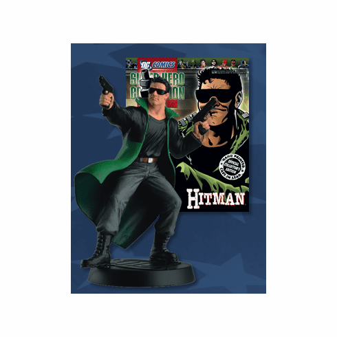 DC Super Hero Collection Magazine #36 Hitman Figurine