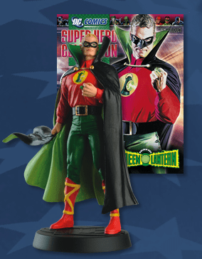 DC Super Hero Collection Magazine #41 Green Lantern Alan Scott