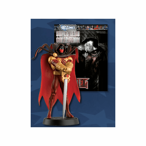 DC Super Hero Collection Magazine #77 Azrael Figurine