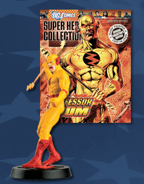 DC Super Hero Collection Magazine #84 Professor Zoom Figurine