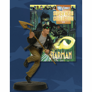 DC Super Hero Collection Magazine #88 Starman Figurine