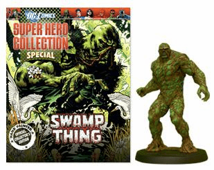 DC Super Hero Collection Magazine Special Swamp Thing Figurine