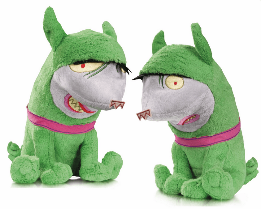DC Super Pets Crackers and Giggles Plush