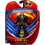 DC Superman Man of Steel Movie Jor-El Figures