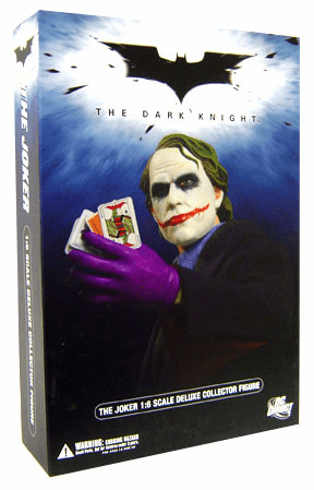 """DC The Dark Knight The Joker 1:6 Scale 13"""" Deluxe Collector Figure"""