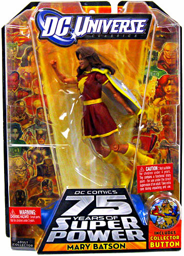 DC Universe Classics 12 Red Mary Batson Action Figure