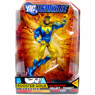 DC Universe Classics Atom Smasher Booster Gold Action Figure