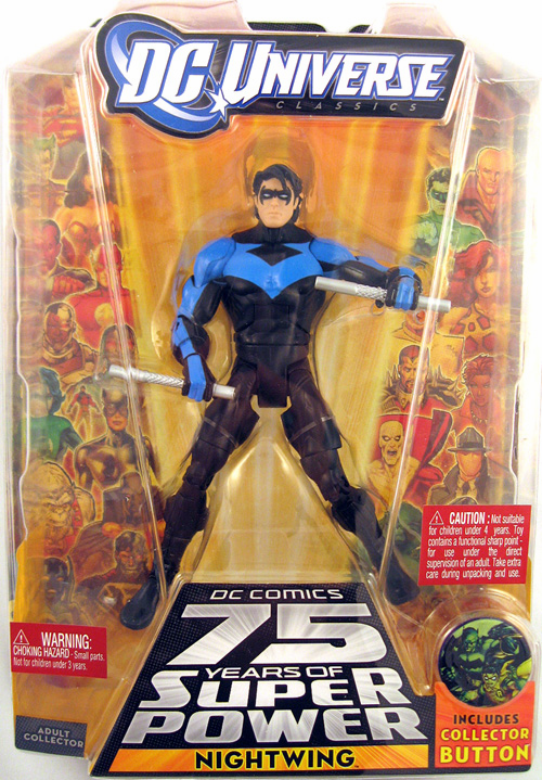 DC Universe Classics Nightwing Action Figure