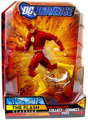 DC Universe Classics Series 7 Atom Smasher The Flash Action Figure