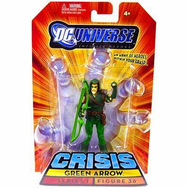 DC Universe Infinite Heroes Crisis Green Arrow Figure