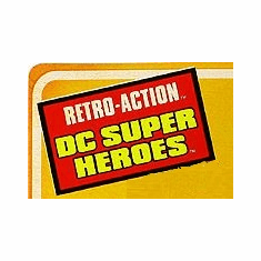Retro-Action DC Super Heroes Action Figures