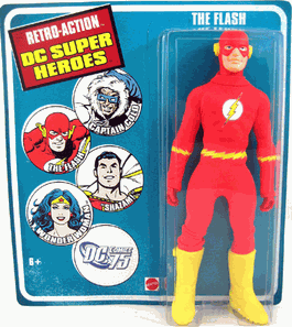 Retro-Action DC Super Heroes Flash Figure