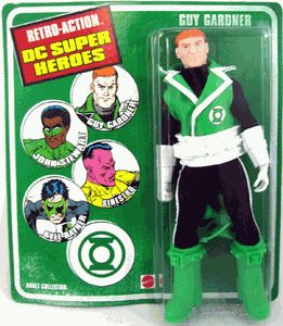 Retro-Action DC Super Heroes Guy Gardner Figure