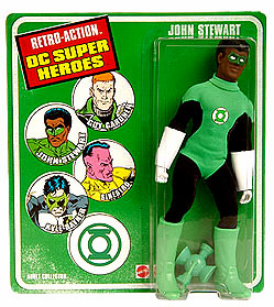 Retro-Action DC Super Heroes John Stewart Figure