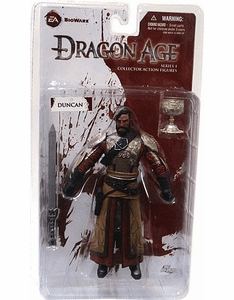 DC Unlimited Dragon Age Origins Duncan Figure