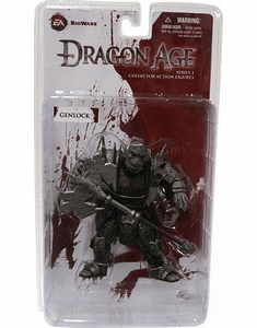 DC Unlimited Dragon Age Origins Genlock Figure