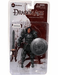 DC Unlimited Dragon Age Origins Loghain Figure