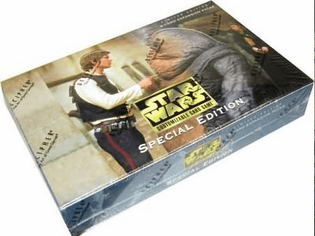 Decipher Star Wars CCG Special Edition Booster Box