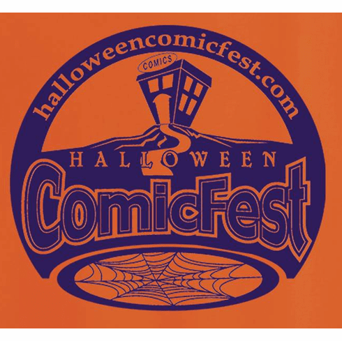Diamond Comics Halloween Comic Fest T-Shirt