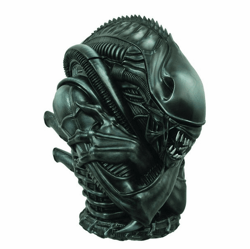 Diamond Select Aliens Warrior Ceramic Cookie Jar