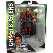 Diamond Select Ghostbusters Janine Melnitz Figure