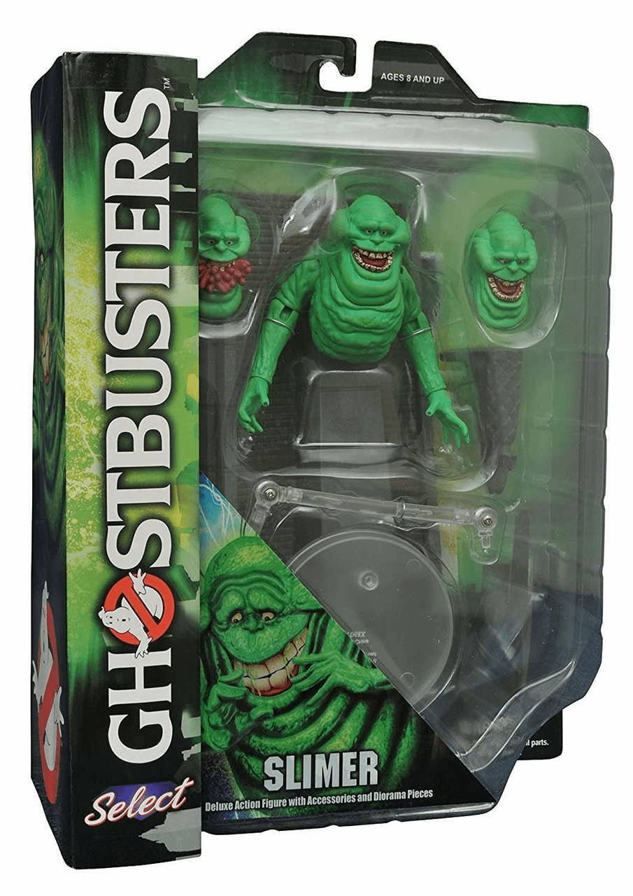 Diamond Select Ghostbusters Slimer Figure