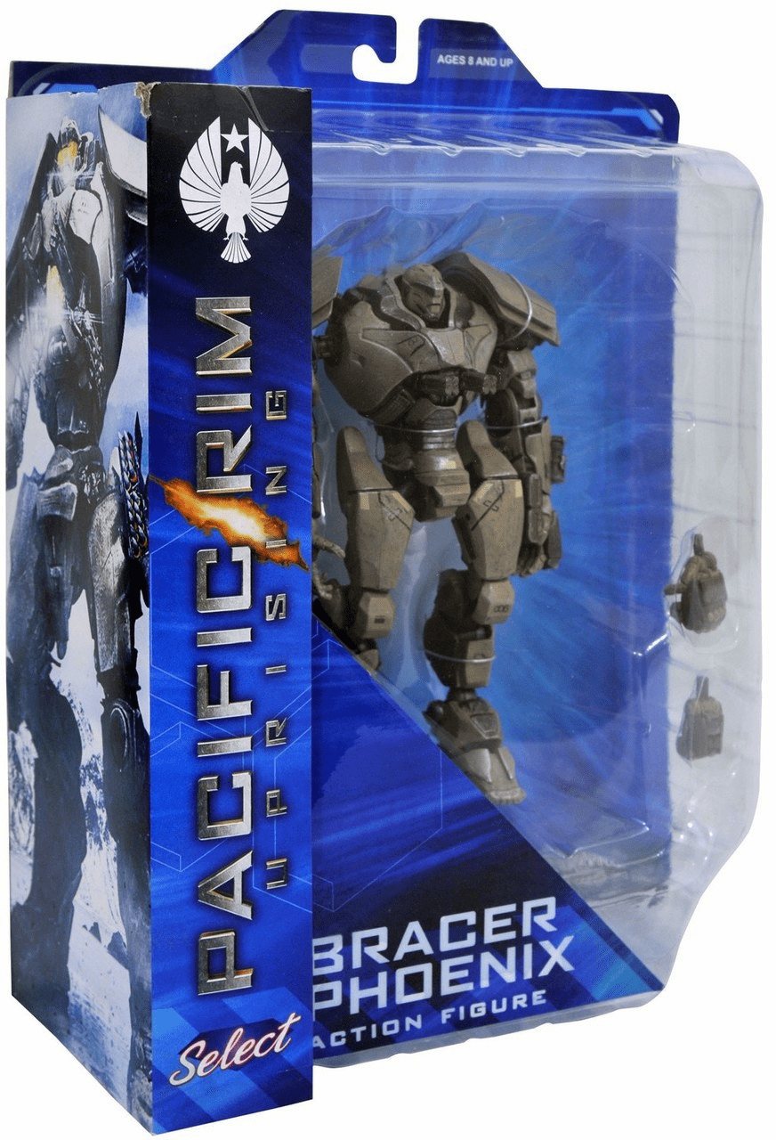 Diamond Select Pacific Rim Uprising Bracer Phoenix Figure