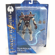 Diamond Select Pacific Rim Uprising Guardian Bravo Figure