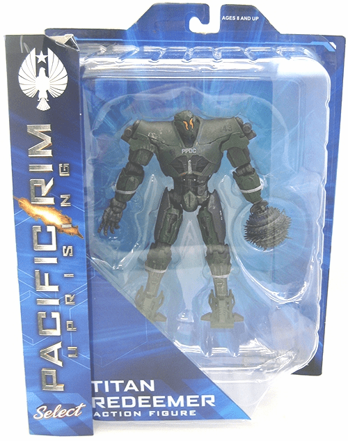 Diamond Select Pacific Rim Uprising Titan Redeemer Figure