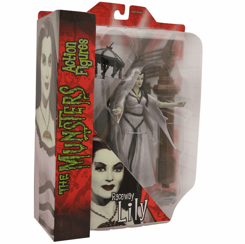 Diamond Select The Munsters Raceway Lily Munster Action Figure