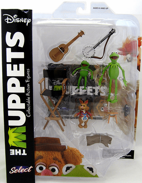 Diamond Select The Muppets Kermit and Robin Set