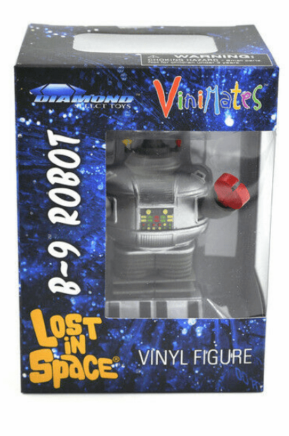 Diamond Select Toys Lost in Space B-9 Robot Vinimate