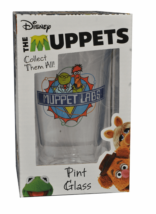 Diamond Select Toys Muppet Show Muppet Labs Pint Glass