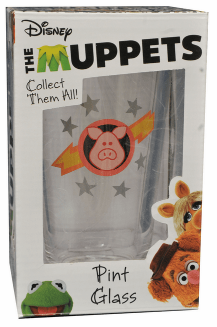 Diamond Select Toys Muppet Show Pigs in Space Pint Glass