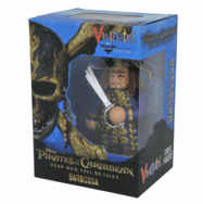 Diamond Select Toys Pirates of the Caribbean Barbossa Vinimate