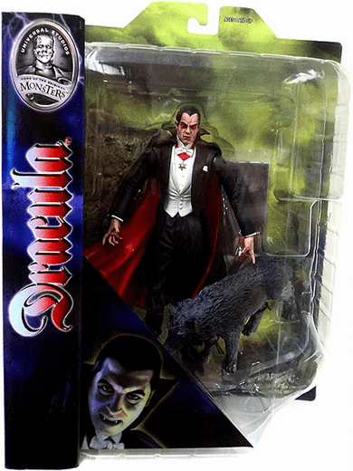 Diamond Select Toys Universal Monsters Dracula Figure